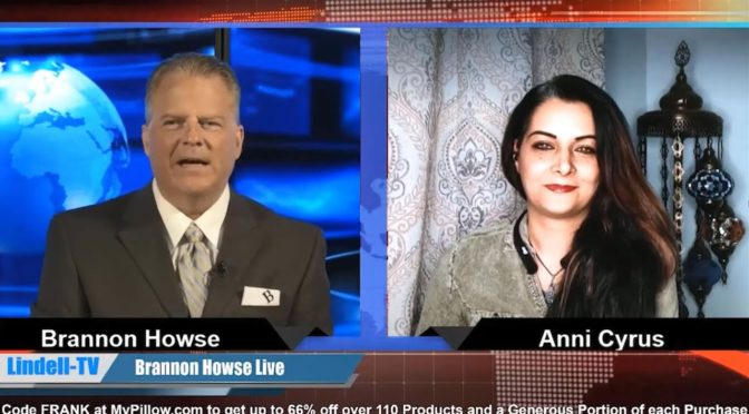 Cyrus on Lindell TV: Urgent Warning on Red-Green Axis Threat