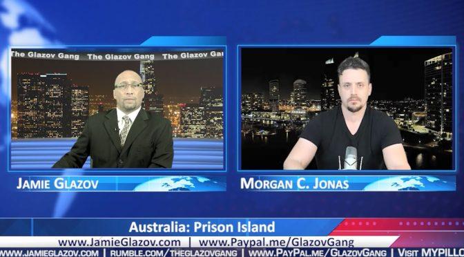 Glazov Gang: Australia – Prison Island