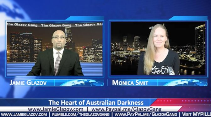 Glazov Gang: The Heart of Australian Darkness