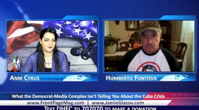 Humberto Fontova Video: What the Democrat-Media Complex Isn't Telling You About Cuba