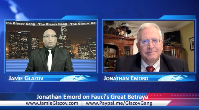 Jonathan Emord Video: Fauci's Great Betrayal