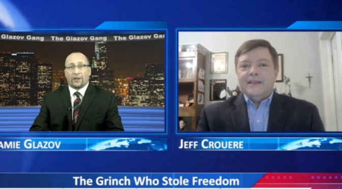 Glazov Gang: The Grinch Who Stole Freedom